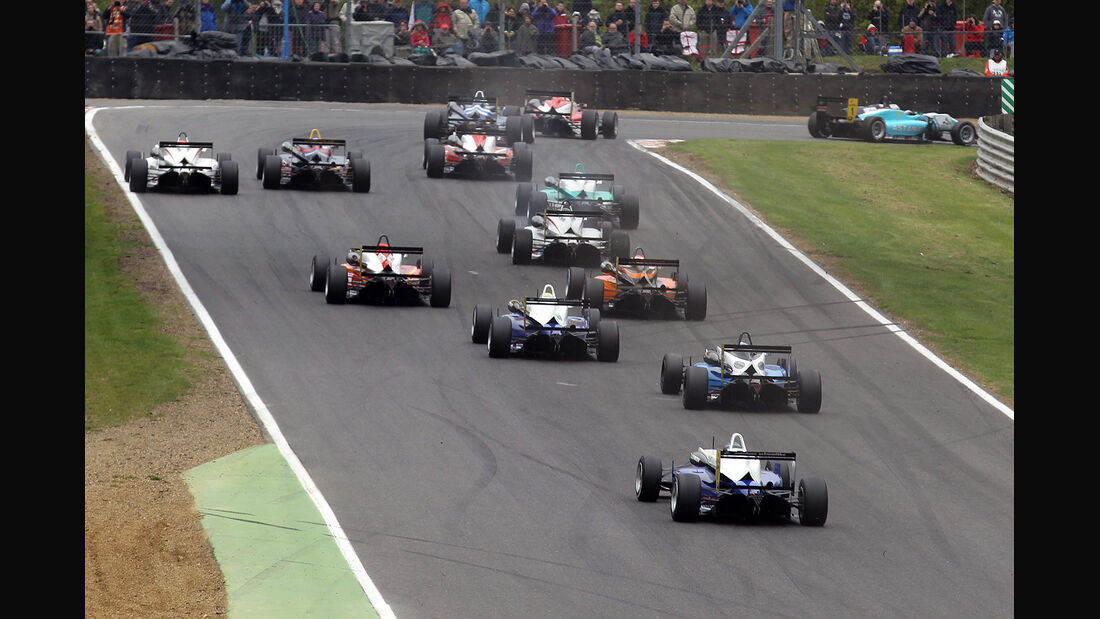 Formel 3 Brands Hatch 2012