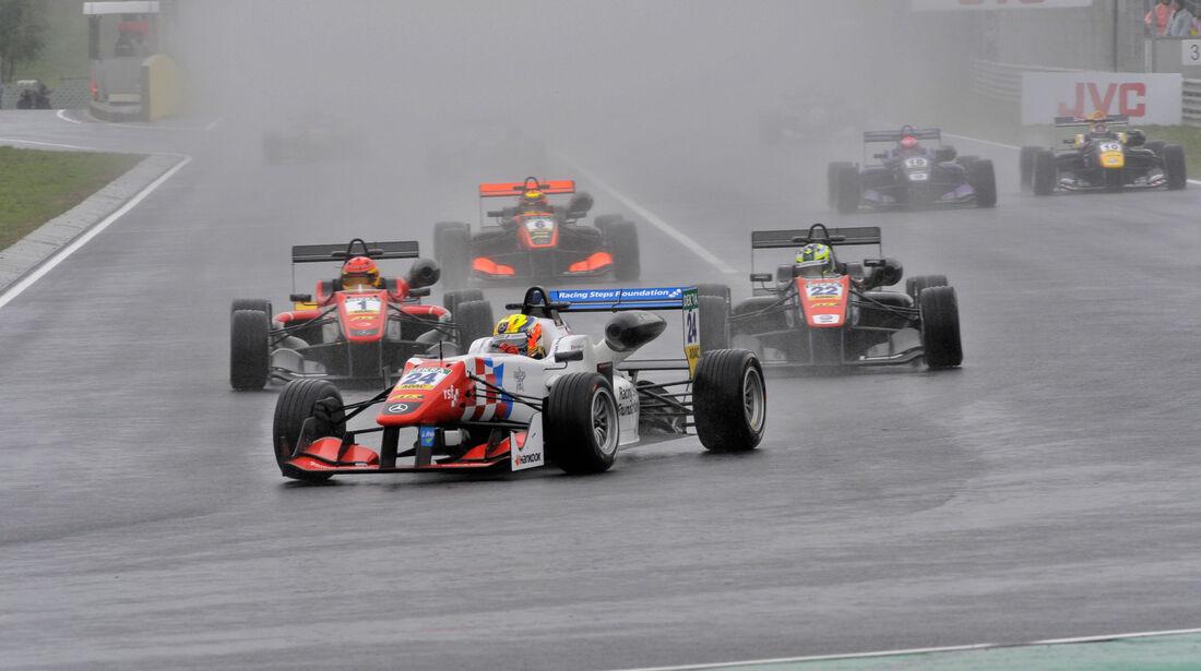 Formel 3-EM 2016 - Ungarn - Hungaroring - Ben Barnicoat - 3. Rennen