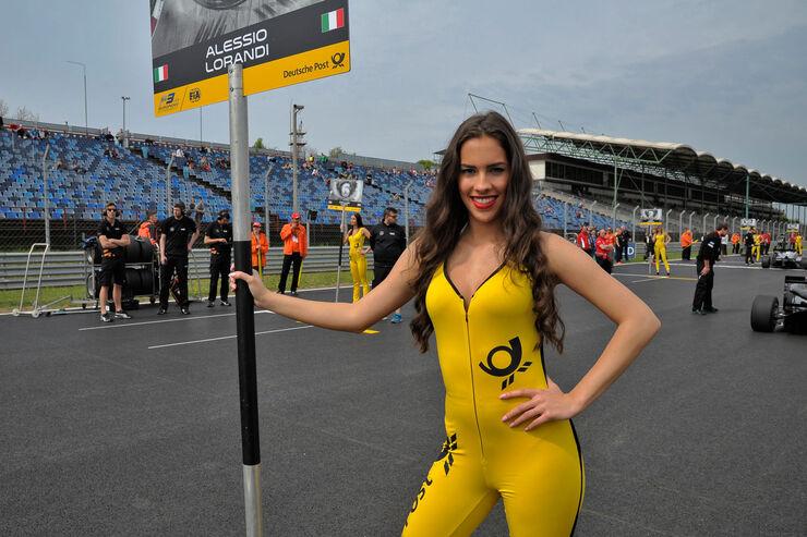 Formel 3-EM 2016 - Ungarn - Hungaroring