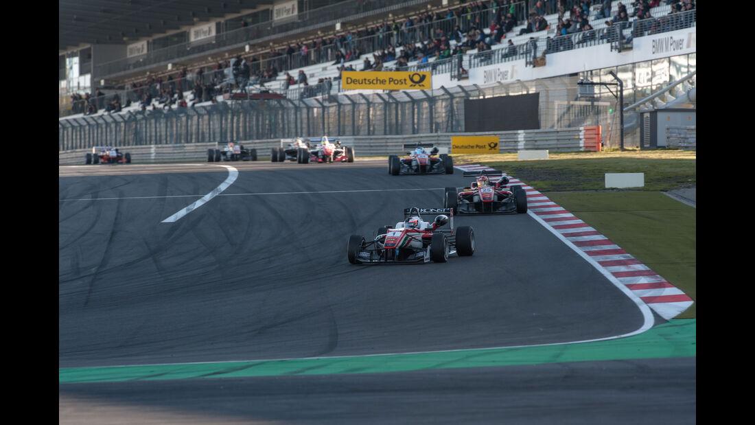 Formel 3-EM, Nürburgring, 3. Rennen
