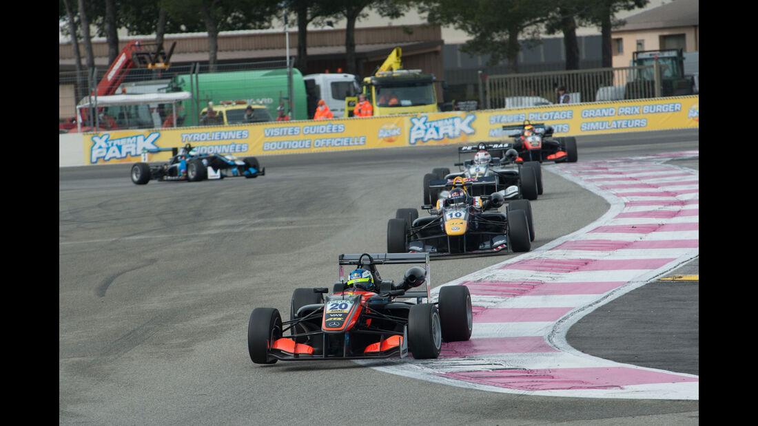 Formel 3-EM - Paul Ricard - Harrison Newey