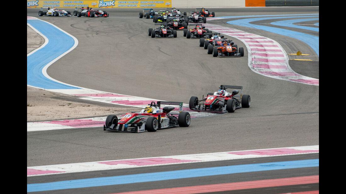 Formel 3-EM - Paul Ricard - Maximilian Günther