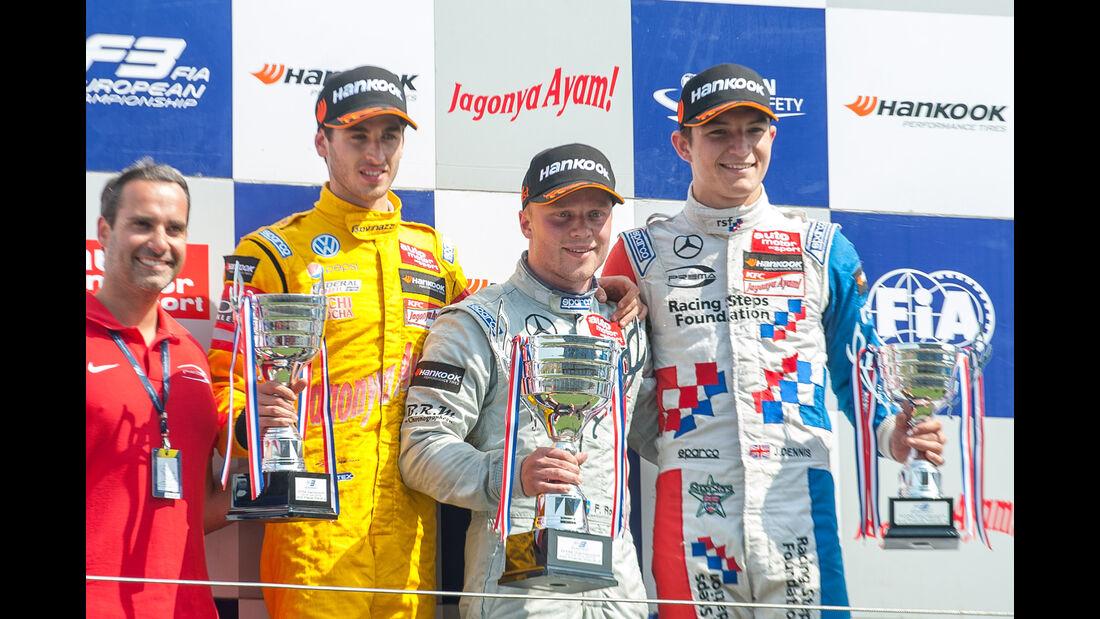 Formel 3 EM - Zandvoort - 2015