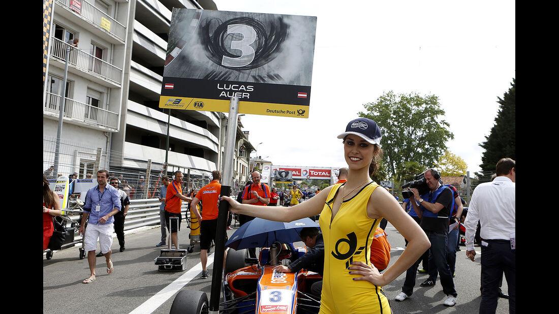 Formel 3 Europameisterschaft - Girls - Pau