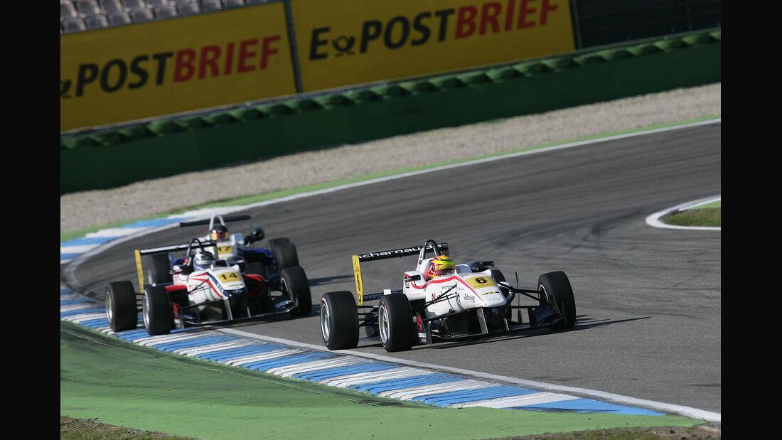 Formel 3 Euroserie, Hockenheim, Pascal Wehrlein