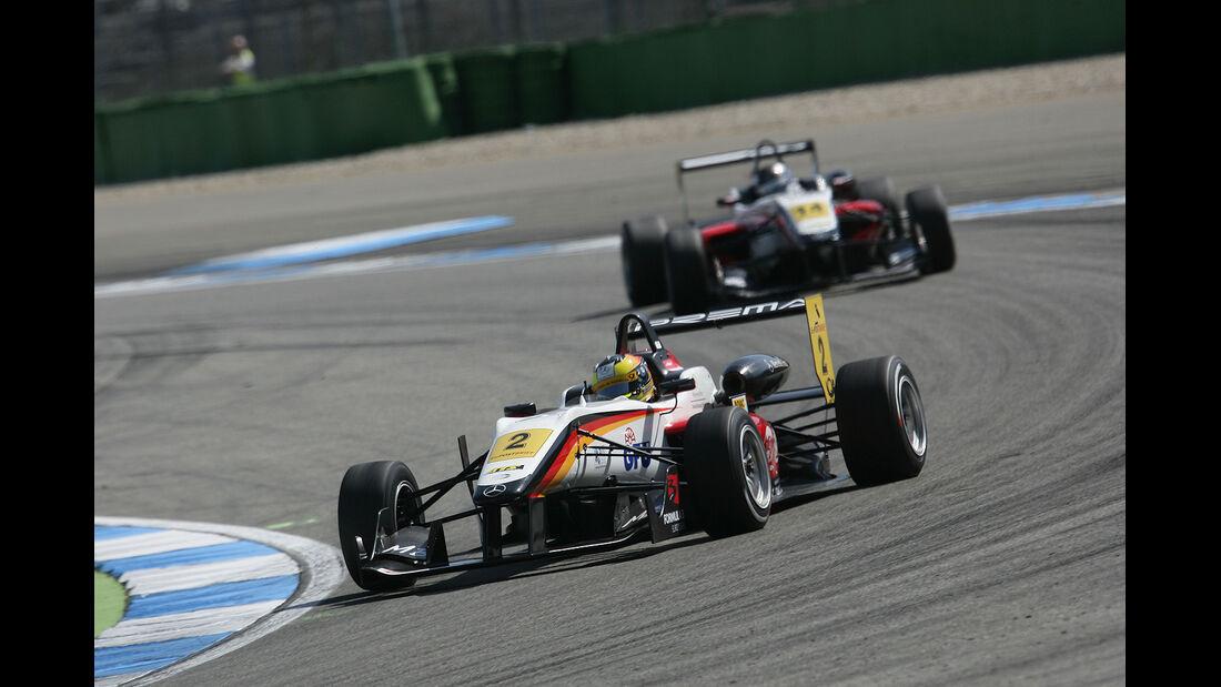 Formel 3 Euroserie, Hockenheim, Sven Müller