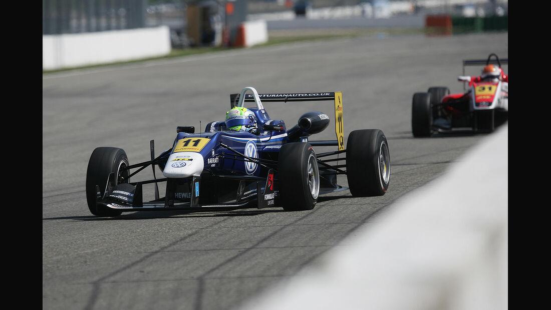 Formel 3 Euroserie, Hockenheim, William Buller