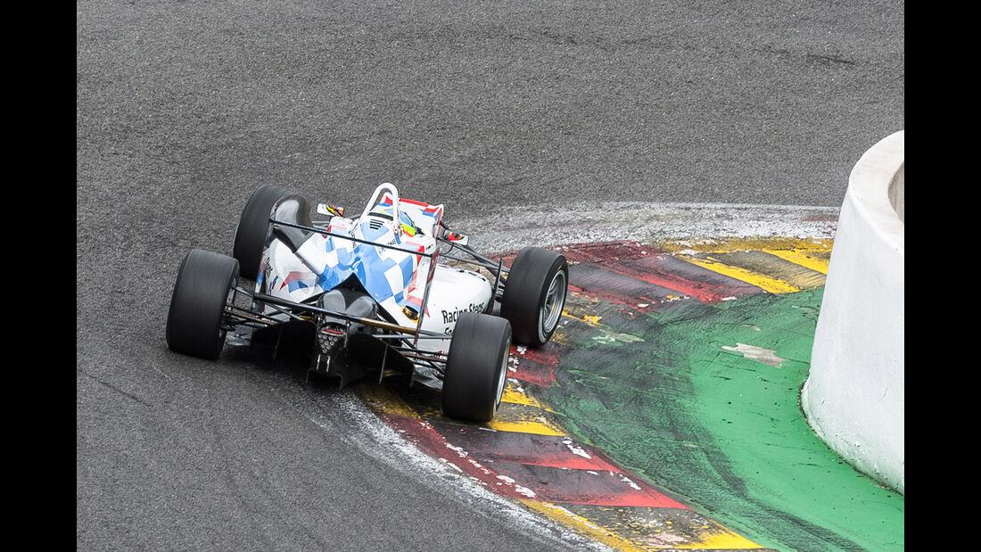 Formel 3 - Heckflügel