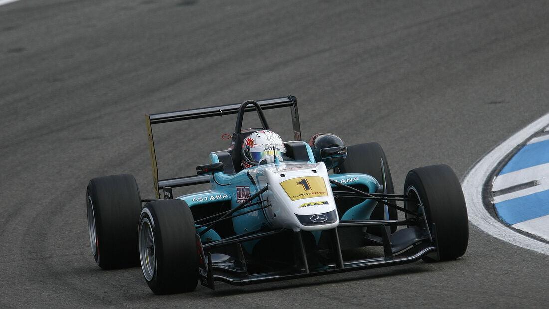 Formel 3 Hockenheimring, Daniel Juncadella
