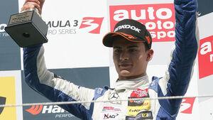 Formel 3 Nürburgring 2012, Pascal Wehrlein