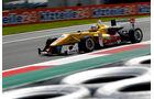 Formel 3 - Österreich 2014 - Spielberg - Red Bull Ring - Rennen 1 - Antonio Giovinazzi