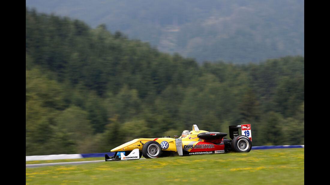 Formel 3 - Österreich 2014 - Spielberg - Red Bull Ring - Rennen 2 - Antonio Giovinazzi