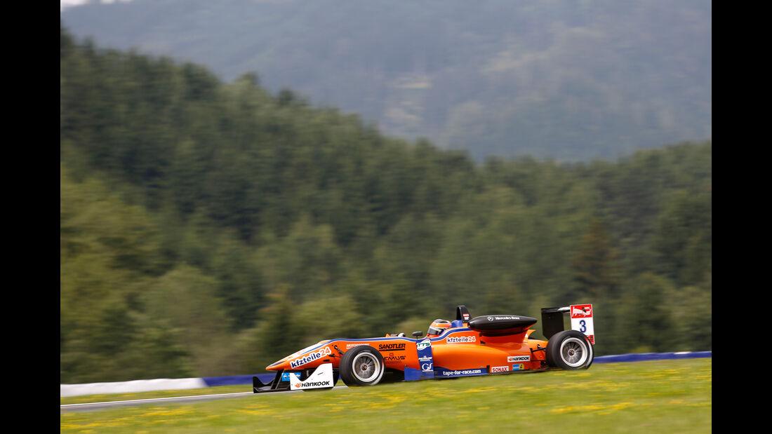 Formel 3 - Österreich 2014 - Spielberg - Red Bull Ring - Rennen 2 - Lucas Auer