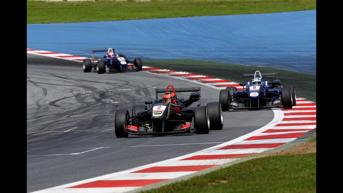 Formel 3 - Österreich 2014 - Spielberg - Red Bull Ring - Rennen 3 - Esteban Ocon