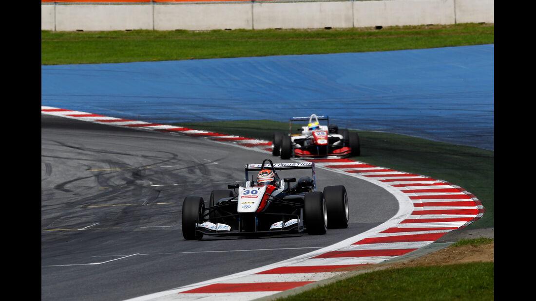 Formel 3 - Österreich 2014 - Spielberg - Red Bull Ring - Rennen 3 - Max Verstappen
