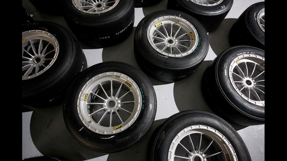 Formel 3 Reifen 2012