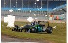 Formel 3 Silverstone 2013 Josh Hill