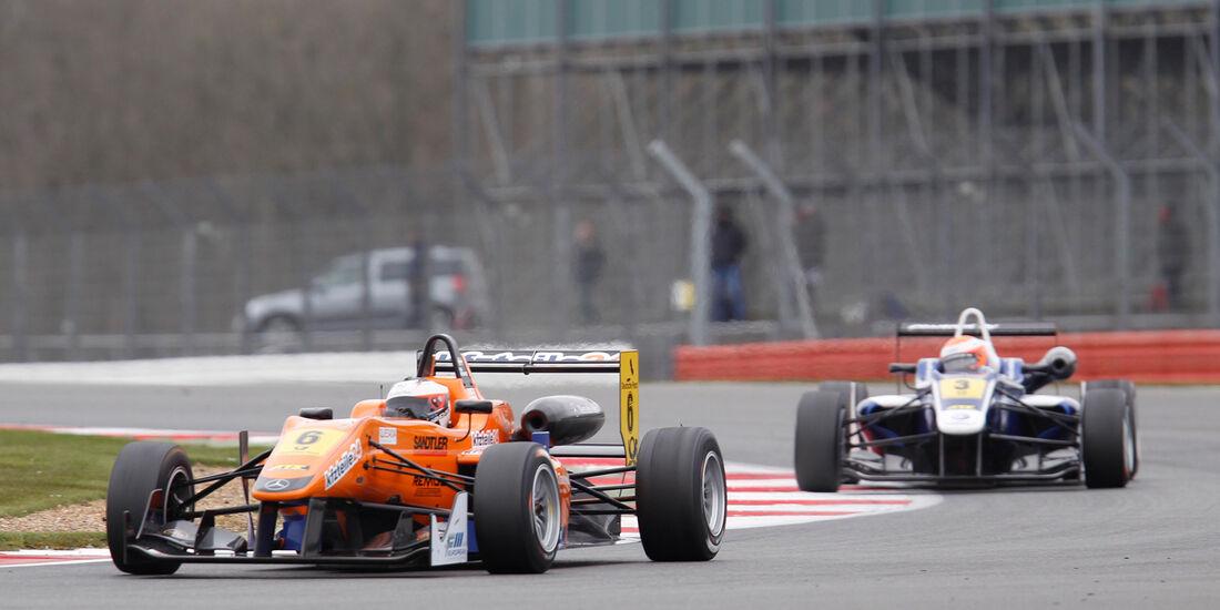 Formel 3 Silverstone 2013 Rosenqvist