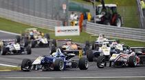 Formel 3 Spielberg 2012, Rennen 2, William Buller, Michael Lewis