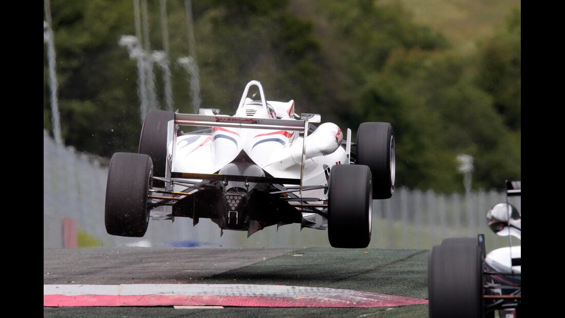 Formel 3 - Spielberg - Crash - 2013