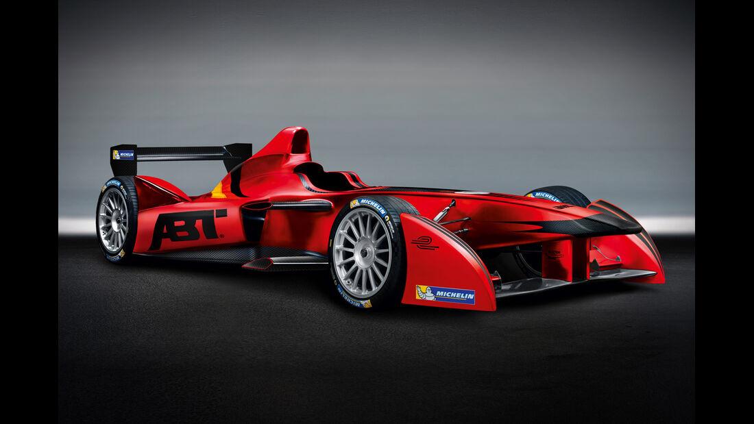 Formel E 2014 - Abt