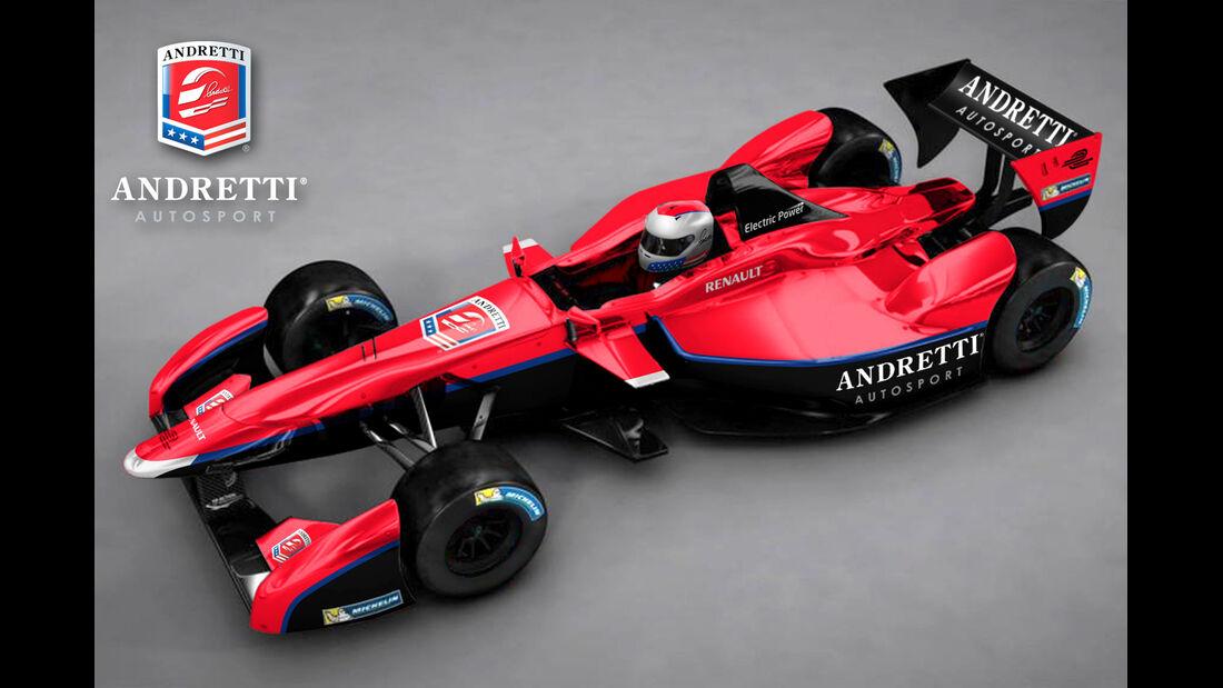 Formel E 2014 - Andretti