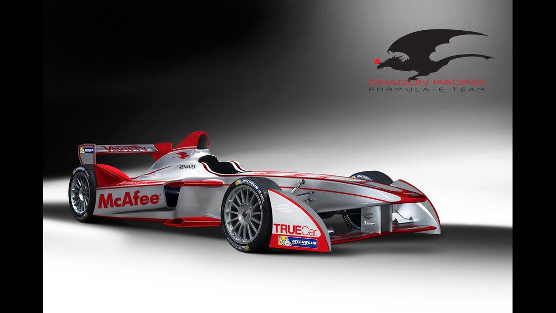 Formel E 2014 - Dragon