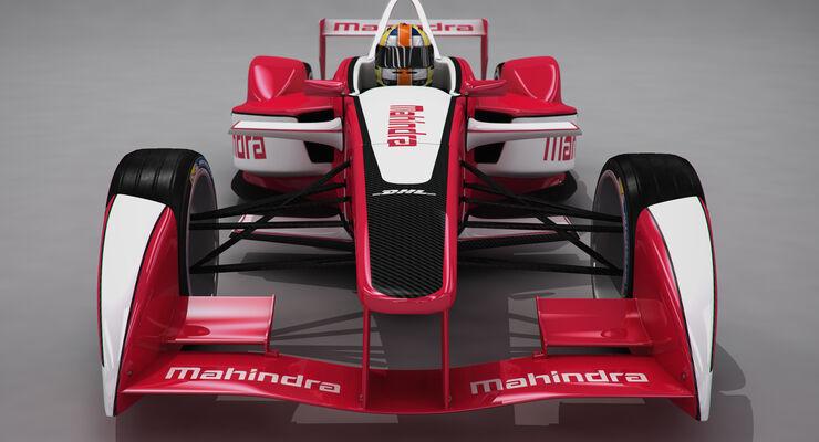 Formel E 2014 - Mahindra