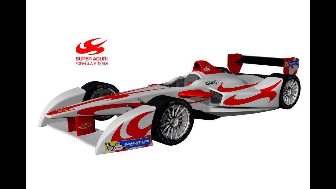Formel E 2014 - Super Aguri