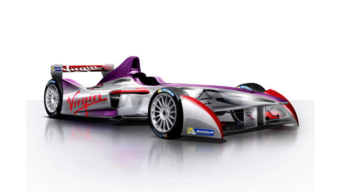 Formel E 2014 - Virgin