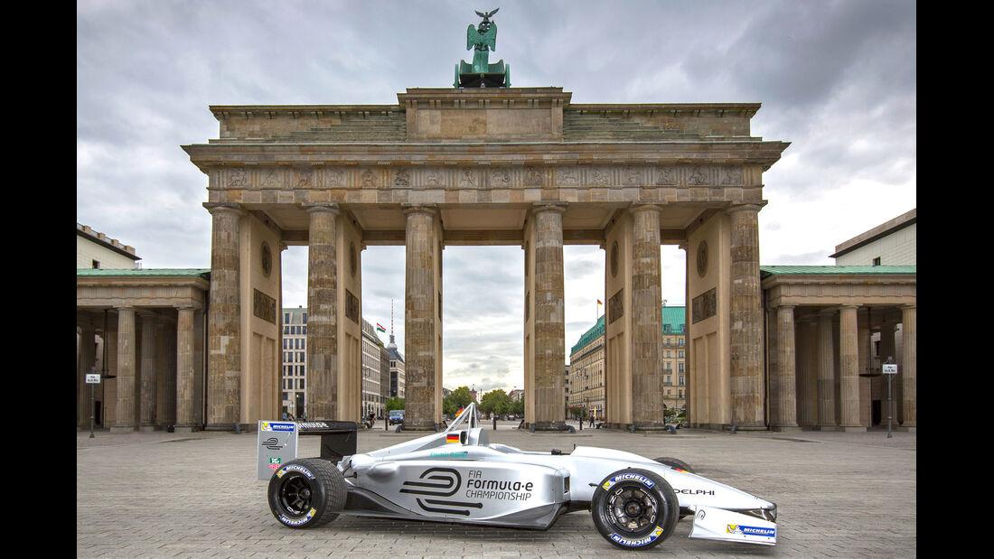 Formel E Berlin - Präsentation 2013