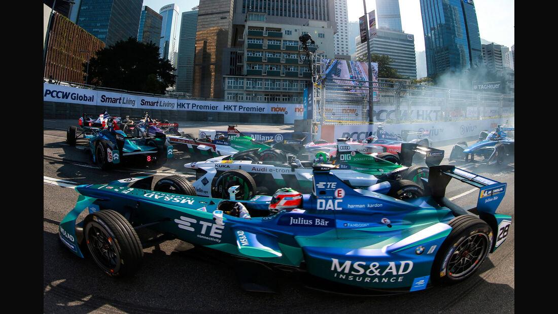 Formel E - Hongkong 2017 - eprix