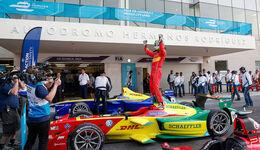 Formel E Mexiko 2016