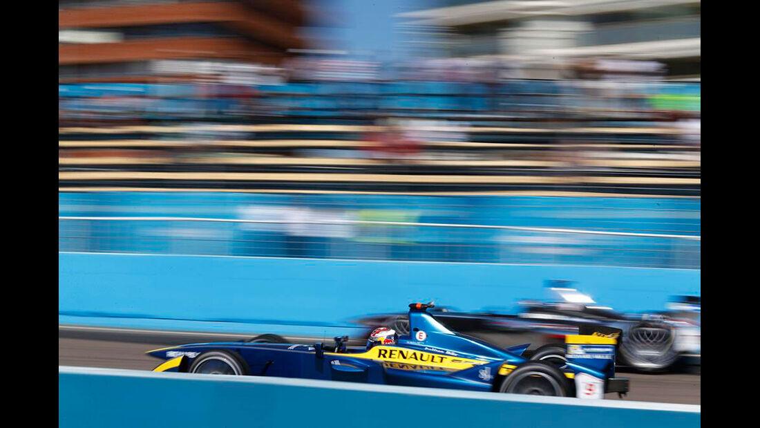Formel E - Punta del Este - Rennen - Buemi - 13.12.2014