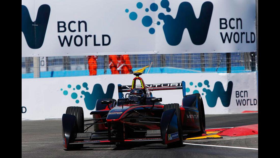 Formel E - Punta del Este - Rennen - Heidfeld - 13.12.2014