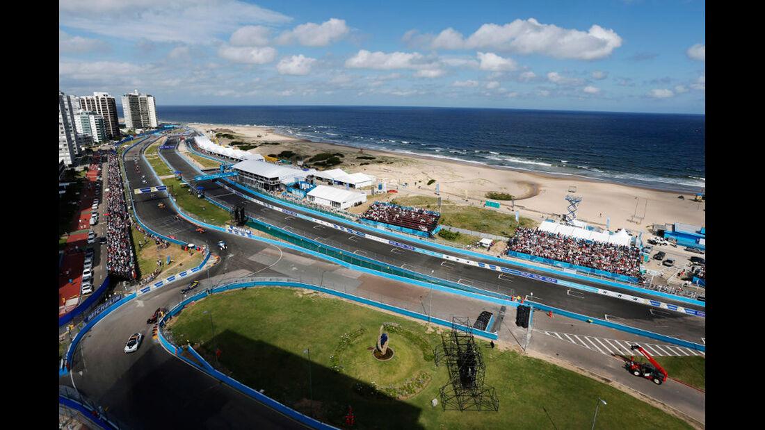 Formel E - Punta del Este - Rennen - Safety Car - 13.12.2014