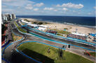 Formel E - Punta del Este - Rennen - Safety Car - 13.12.2014