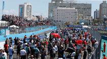Formel E - Punta del Este - Rennen - Startaufstellung - 13.12.2014