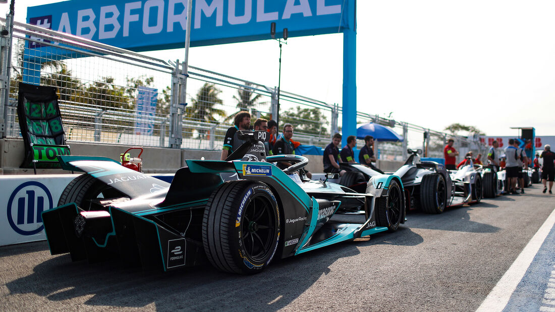 Formel E - Sanya - 2019