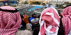 Formel E - Saudi Arabien - Riad - 2018