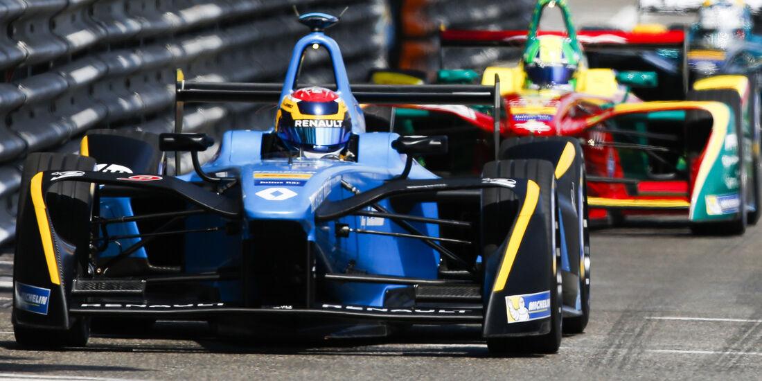 Formel E - Sebastien Buemi - Monaco - 2017