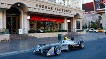 Formel E - Showrun - Las Vegas - 2017