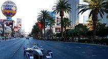 Formel E - Showrun - Las Vegas - 2018