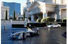Formel E - Showrun - Las Vegas - 2021
