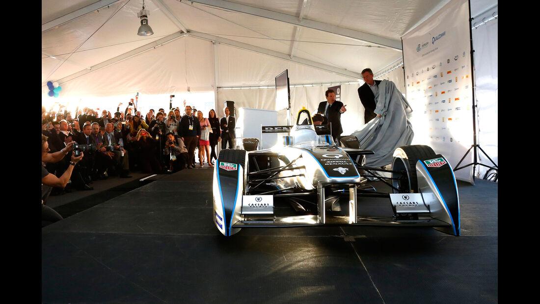 Formel E - Showrun - Las Vegas - 2026
