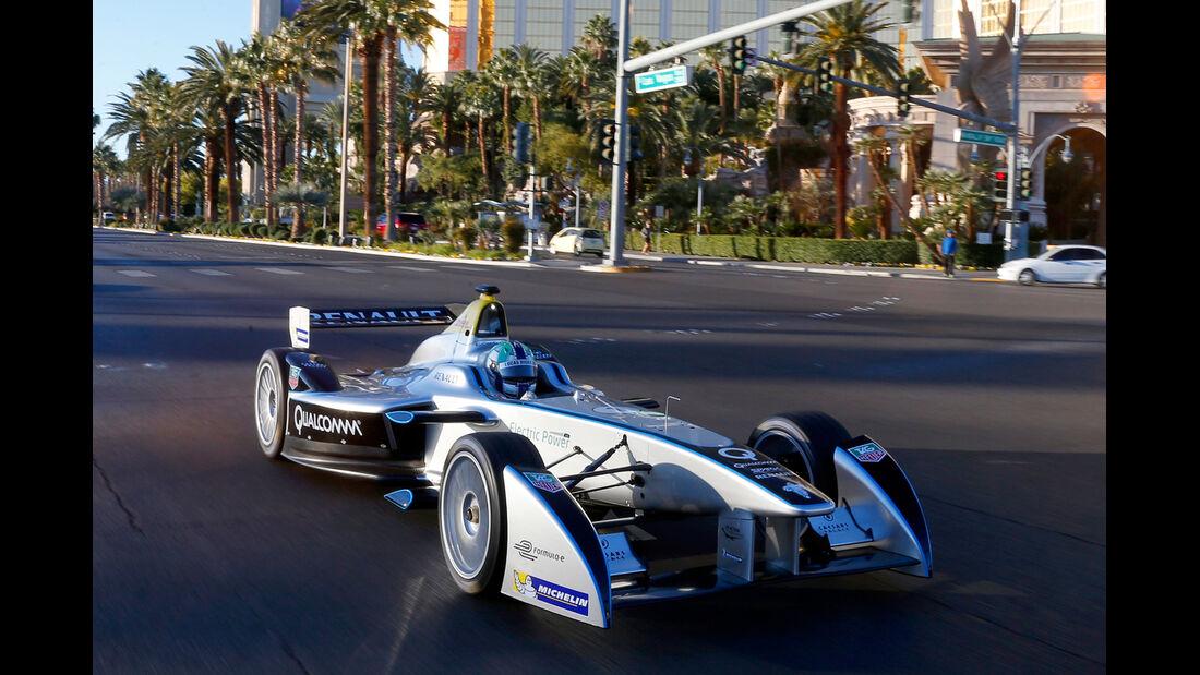 Formel E - Showrun - Las Vegas - 2028