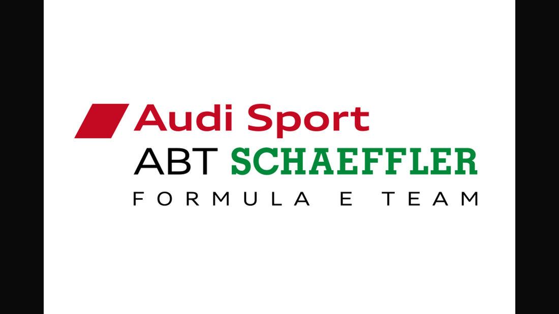Formel E - Teamlogo - Audi Sport Abt Schaeffler