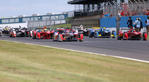Formel E-Test - Donington - 07/2014