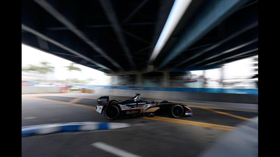 Formel E - ePrix - Miami - Jerome d'Ambrosio - Dragon Racing - 14. März 2015