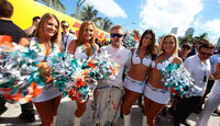 Formel E - ePrix - Miami - Sam Bird - Virgin Racing - 14. März 2015